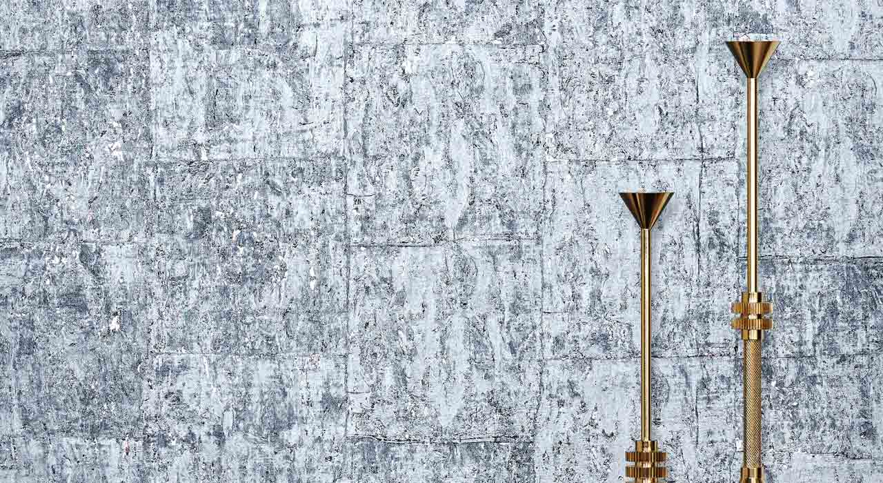 Gilded Cork Wallcovering Instyle