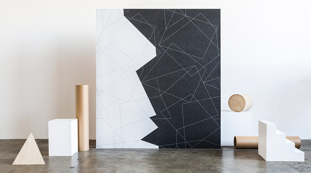 Abstract Art Acoustic Panels